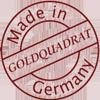 Siegel Goldqualität